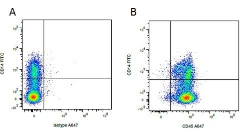Mouse IgG1 Negative Control Antibody (Human) gallery image 25