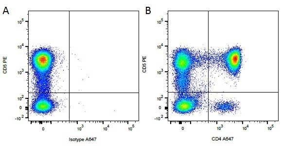 Rat IgG2a Neg Cont Antibody :Alexa Fluor 405 thumbnail image 5