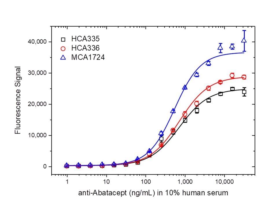 Anti Abatacept Antibody, clone AbD37065ia thumbnail image 4