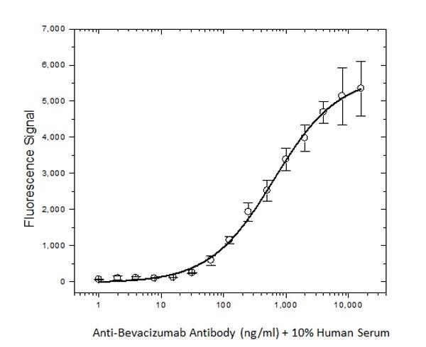 Anti Bevacizumab Antibody, clone AbD16748_hIgG1 thumbnail image 4