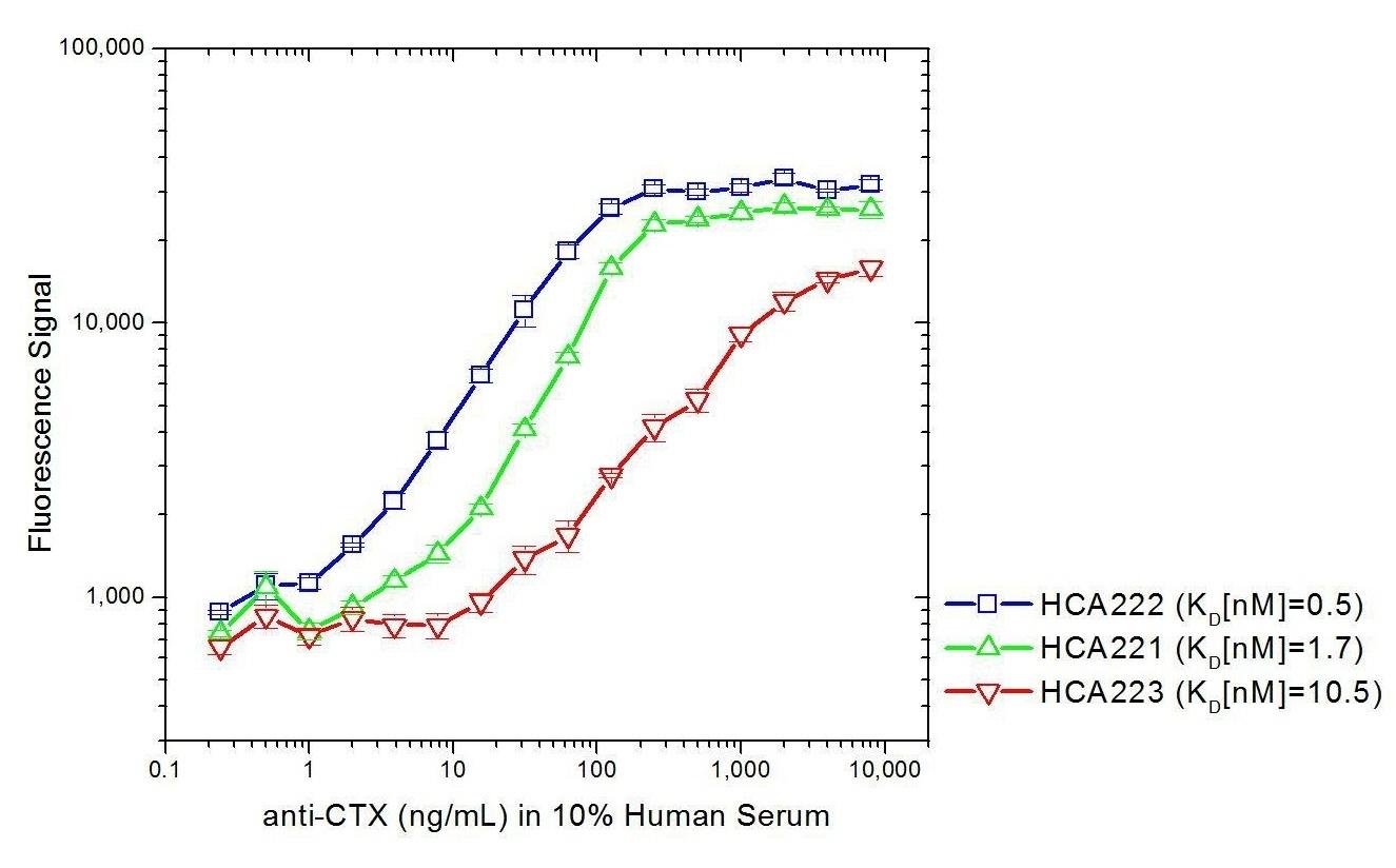 Anti Cetuximab Antibody, clone AbD19834_hIgG1 thumbnail image 3