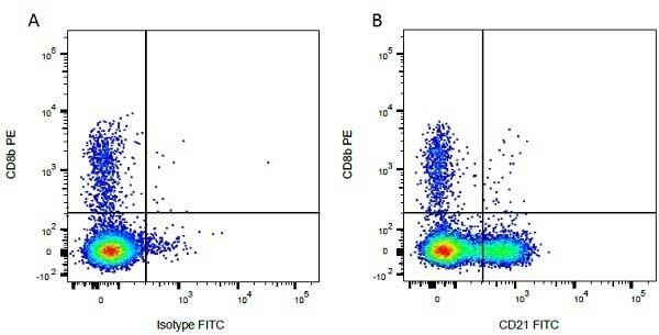 Anti Bovine CD21 Antibody, clone CC51 thumbnail image 4