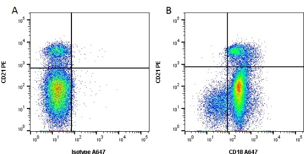 Anti Dog CD18 Antibody, clone CA1.4E9 thumbnail image 1