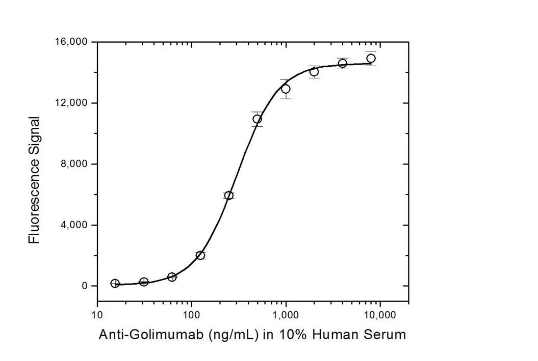 Anti Golimumab Antibody, clone AbD20692_hIgG1 thumbnail image 4