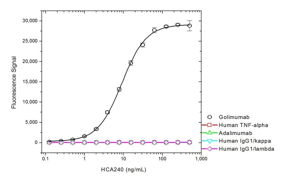 Anti Golimumab Antibody, clone AbD20710 thumbnail image 2