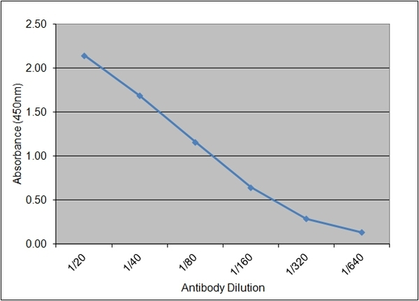 Anti Human C-Reactive Protein Antibody, clone 160.1E12 gallery image 1