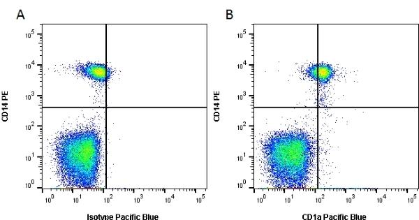 Anti Human CD1a Antibody, clone NA1/34-HLK thumbnail image 1