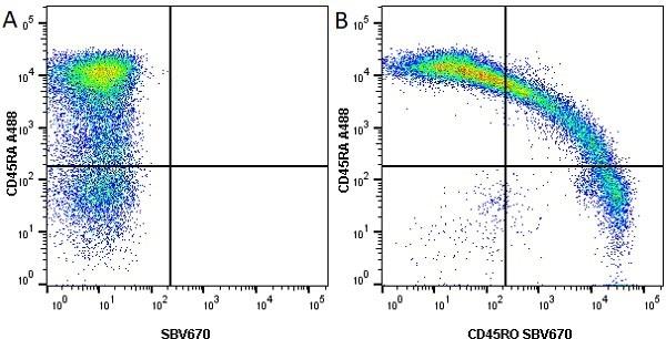 Anti Human CD45RO Antibody, clone UCHL1 thumbnail image 5