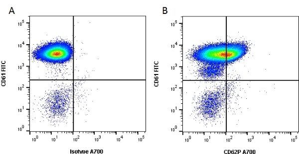 Anti Human CD62P Antibody, clone Psel.KO.2.5 thumbnail image 2