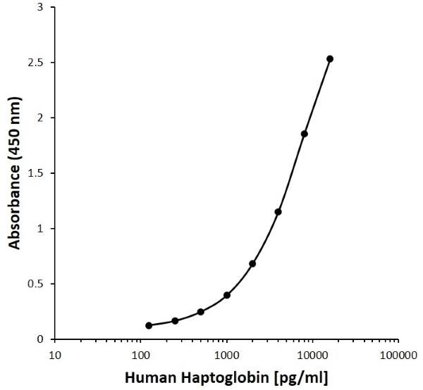 Anti Human Haptoglobin Antibody, clone C08-1E10 gallery image 1