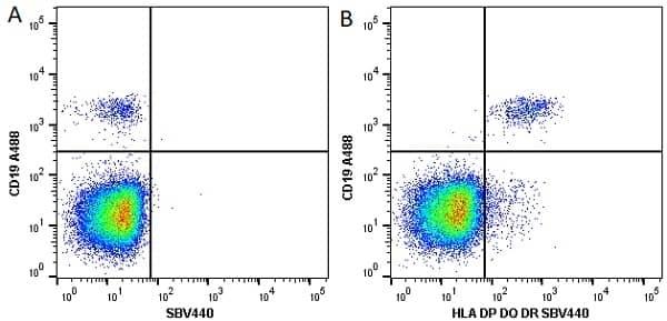 Anti Human HLA DP DQ DR Antibody, clone WR18 thumbnail image 11