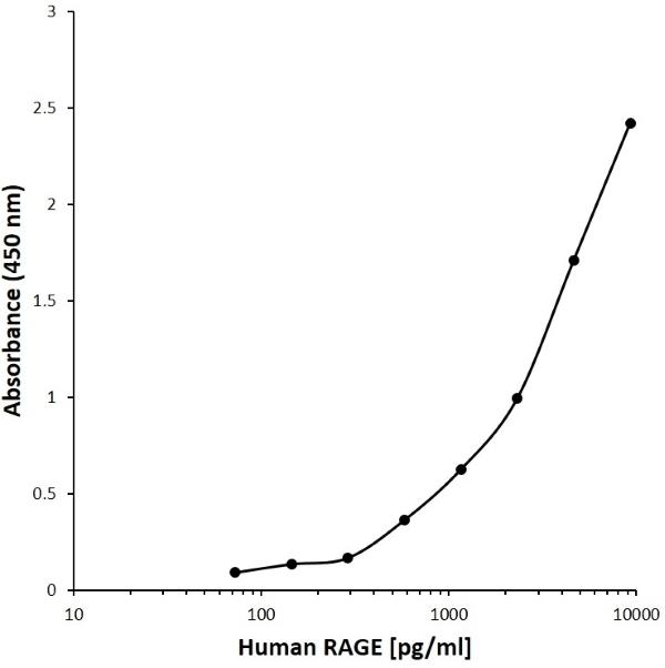 Anti Human RAGE Antibody, clone A09-5H8 gallery image 1