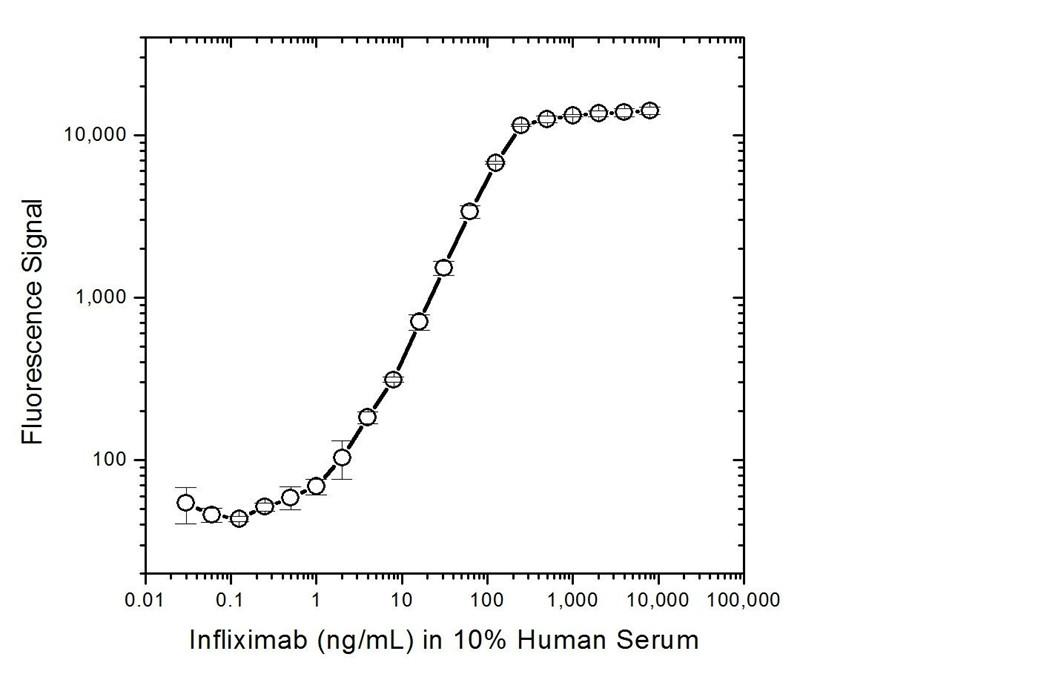 Anti Infliximab Antibody, clone AbD20436_hIgG1 thumbnail image 3