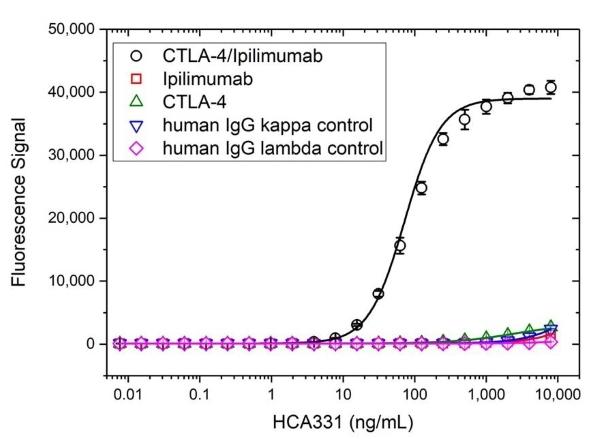 Anti Ipilimumab (Drug/Target Complex) Antibody, clone AbD34294 thumbnail image 2