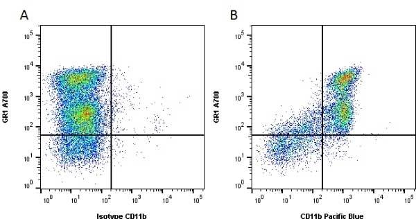 Anti Mouse CD11b Antibody, clone 5C6 thumbnail image 1