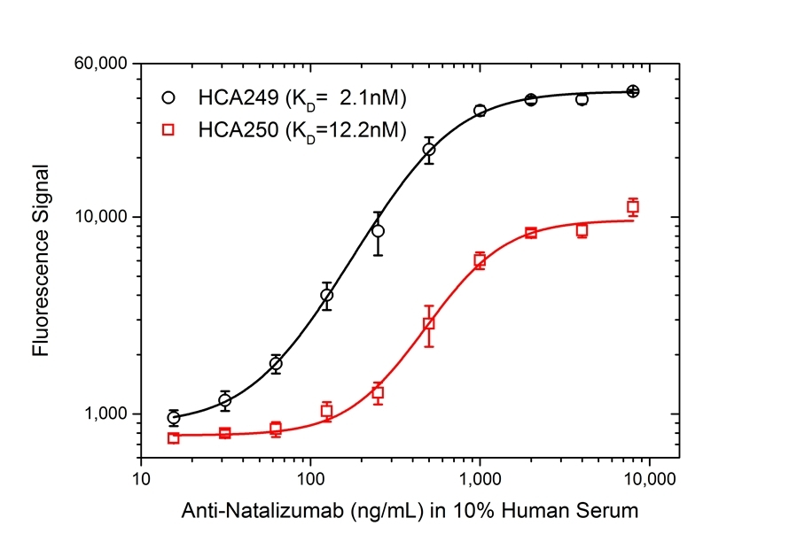 Anti Natalizumab Antibody, clone AbD21375_hIgG1 thumbnail image 4