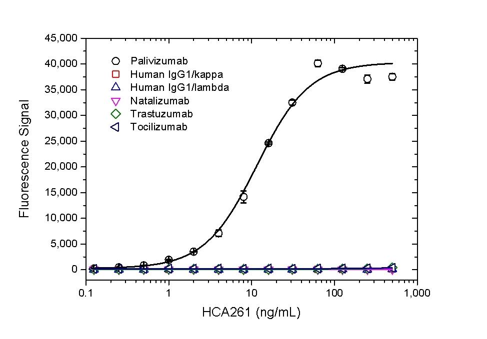 Anti Palivizumab Antibody, clone AbD23967 thumbnail image 2