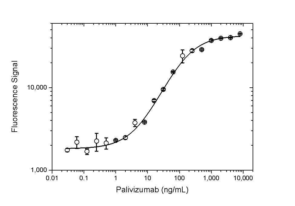 Anti Palivizumab Antibody, clone AbD23967 thumbnail image 3