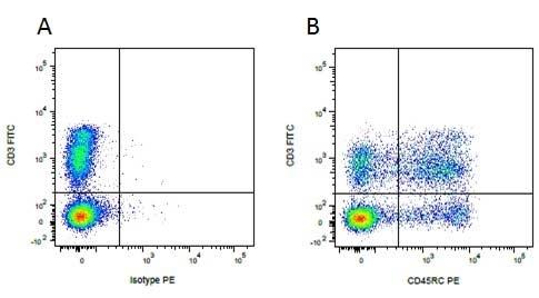 Anti Pig CD45RC Antibody, clone MIL15 thumbnail image 1