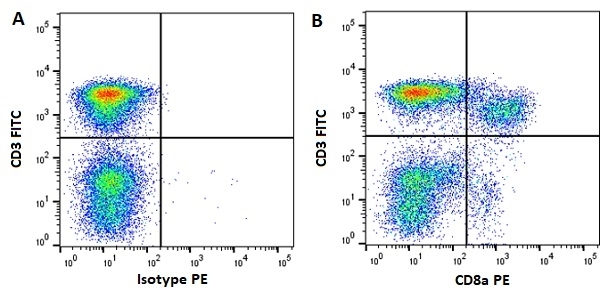 Anti Pig CD8 Alpha Antibody, clone 11/295/33 thumbnail image 4