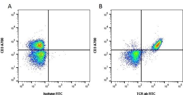 Anti Rat TCR Alpha/Beta Antibody, clone R73 thumbnail image 1