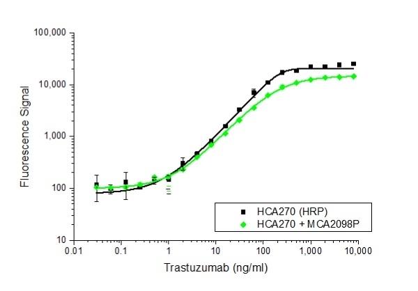 Anti Trastuzumab Antibody, clone AbD18018_hIgG4_Pro thumbnail image 1