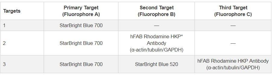 Goat ANTI-RABBIT IgG StarBright™ Blue 520 Antibody thumbnail image 2