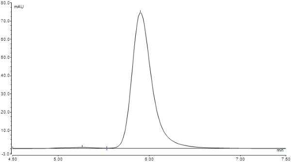 Recombinant Human IgG1 Lambda Allotype G1m17,1, clone AbD00264il thumbnail image 2